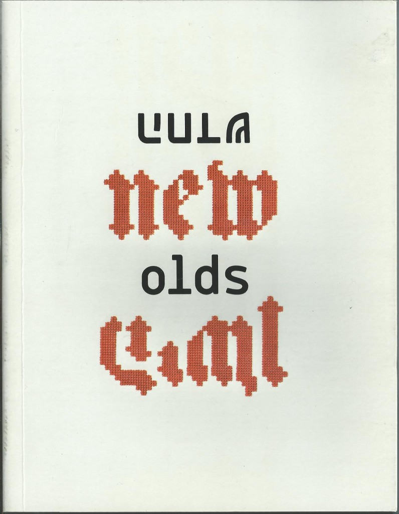 New Olds book_ published by Institut fur Auslandsbeziehungen, Stuttgart 2011